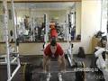 Становая тяга 170 кг на 10 раз. Классическая становая тяга, собственный вес 78,5.